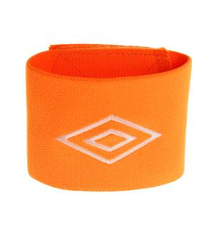 UMBRO Shinguard Holder Oransje 0 Leggskinnbånd (2 pk)
